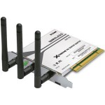 D-Link - Xtreme N Desktop Adapter - PCI (DWA-552) Wireless Adapters