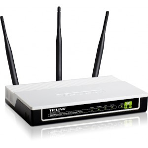 TP-Link 300Mbps Wireless N Access Point (TL-WA901ND)