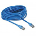 Belkin 7ft CAT6 Snagless Patch Cable - Blue (A3L980B07-BLU-S)