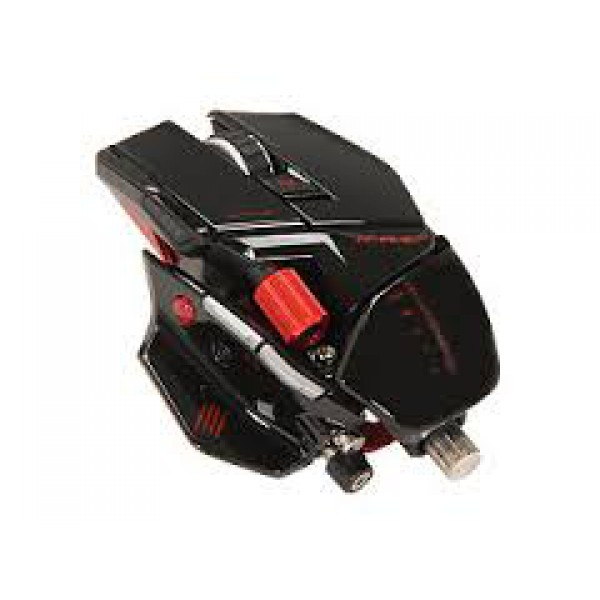 MadCatz Cyborg R.A.T.9 Wireless Gaming Mouse Review
