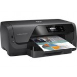 HP D9L64A#B1H   Officejet Pro 8210 Inkjet Printer - Color - 2400 x 1200 dpi Print - Plain Paper Print - 34 ppm Mono / 34 ppm Color Print - Automatic Duplex Print - Ethernet - Wireless LAN - USB     (D9L64A#B1H     (D9L64A#B1H) Multifunction Printers