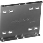 "Kingston SNA-BR2/35 2.5"" to 3.5"" Mounting Bracket - to mount 2.5"" Hard Disk Drives (HDDs) and 2.5"" Solid State Drives (SSDs) in 3.5"" drive bays. (SNA-BR2/35) Case & Accessory"