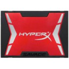 """KINGSTON TECHNOLOGY KINGSTON HYPERX SAVAGE 960GB Solid State Drive (SSD), 7mm height, 2.5"""" Form Factor, SATA3 6.0GB/s, READ 520 MB/S, WRITE 490 MB/s (SHSS37A/960G) Solid State Drive (SSD)"""