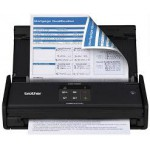 Brother ADS1000W Imagecenter Compact Color Desktop Scanner With Duplex And Wireless Net - 16ppm(monochrome & color), 16ppm Duplex, 1200 x 1200 Interpolated dpi, 600 x 600 Optical dpi - Hi-Speed USB 2.0 (ADS1000W) Scanners