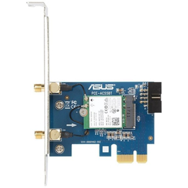 Asus PCE-AC55BT B1 Wireless Wi-Fi adapters Drivers for Windows Download