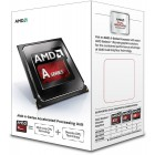 AMD A4-6300 Dual-core (2 Core) 3.70 GHz Processor - Socket FM2Retail Pack - 1 MB - Yes - 3.90 GHz Overclocking Speed 32 nm - AMD Radeon HD 8370D Graphics - 65 W (AD6300OKHLBOX) Processors (CPUs)