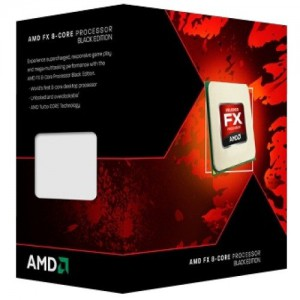AMD FX-9370 Octa-core (8 Core) 4.70 GHz Processor - Socket AM3+Retail Pack - 8 MB - 8 MB Cache  Yes - 5.20 GHz Overclocking Speed - 32 nm - 220 W (FD9370FHHKWOF) Processors (CPUs)