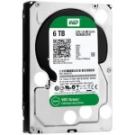Western Digital Green 6 TB Desktop Hard Drive 3.5-inch SATA 6, IntelliPower, 64 MB Cache Internal Bare (WD60EZRX)