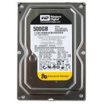 Western Digital RE WD5003ABYZ - hard drive - 500 GB - SATA 6Gb/s (WD5003ABYZ)
