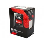 AMD A-Series A8-7670K 3.6GHz Processor - Socket FM2  - Quad-Core (4 Core) - 4 Threads - 4MB L2 Cache - Radeon R7 Series Graphics - 95W TDP - 3.9GHz Maximum Turbo Frequency (AD767KXBJCBOX) Processors (CPUs)