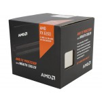 AMD FX-6350 Black Edition 3.9GHz Processor - Socket AM3+  - Hexa-Core (6 Core) - 6 Threads - 128KB L1 Cache - 6MB L2 Cache - 8MB L3 Cache - 4.2GHz Max Turbo Frequency - AMD Wraith Cooler Included (FD6350FRHKHBX)