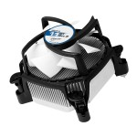 ARCTIC Alpine 11 GT Rev.2 Intel CPU Cooler - 80mm PWM Fan - 500-2000 RPM - Fluid Dynamic Bearing - Pre-Applied MX-2 Thermal Compound (UCACO-AP112-GBB01) CPU Cooling