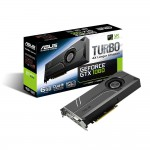 ASUS Turbo GeForce GTX 1060 Video Card - 6GB 192-bit GDDR5 - PCI Express 3.0 x16 - 1708MHz Boost Core Clock - VR Ready - G-SYNC - DVI-D - 2x HDMI 2.0 - 2x DisplayPort - Dual-Ball Bearing Fan (TURBO-GTX1060-6G) Video Cards
