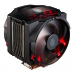 Cooler Master MasterAir Maker 8 CPU Cooler - 3D Vapor Chamber Base - 8 Heat Pipes - 3D Printable Top Cover - 2x 140mm Silencio FP Fans (MAZ-T8PN-418PR-R1) CPU Cooling