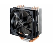Cooler Master Hyper 212 EVO CPU Cooler - Continuous Direct Contact - 120mm PWM Fan (RR-212E-20PK-R2)
