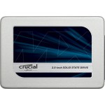 "Crucial MX300 525GB SATA 2.5"" Internal Solid State Drive - SATA 6.0Gb/s - TLC - 530 MB/s Read - 510 MB/s Write - 7mm (with 9.5mm adapter) (CT525MX300SSD1)"