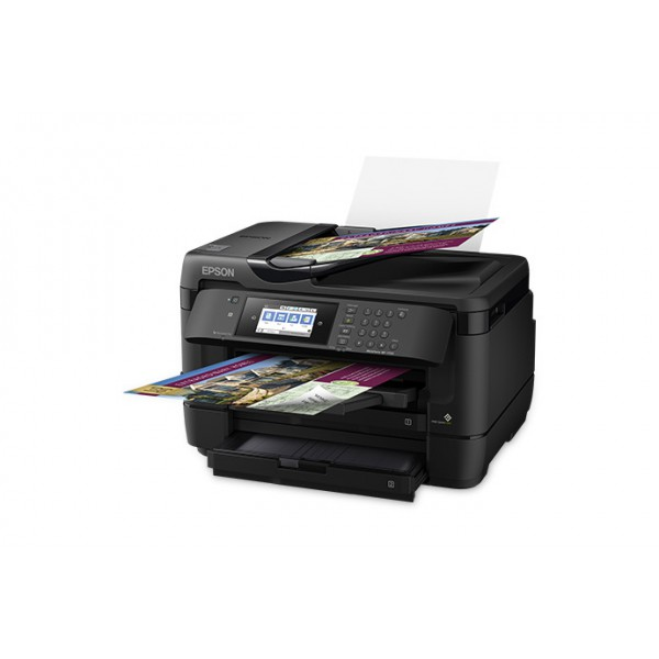 Epson WorkForce WF-7720 Business Edition Wide-format All-in