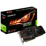 GIGABYTE GeForce GTX 1060 G1 Gaming 6G rev. 2.0 Video Card - 6GB 192-bit GDDR5 - PCI Express 3.0 x16 - 1847MHz OC Mode Boost Core Clock - VR Ready - G-SYNC - Dual-link DVI-D - HDMI 2.0b - 3x DisplayPort 1.4 - RGB Spectrum Lighting (GV-N1060G1GAM-6GD R2) V