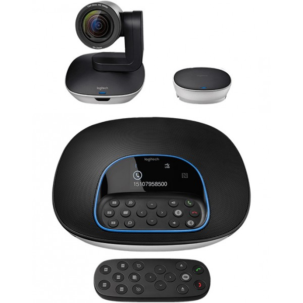 Logitech GROUP Video Conferencing System - HD 1080p Camera