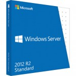 Microsoft Windows Server 2012 R2 Standard License - 1 server (up to 2 CPU/2 VOSEs) - OEM - DVD - 64-bit - English (P73-06165) Operating Systems