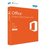 Microsoft Office Home & Business 2016 for Windows - 1-User License - Box Pack - Medialess - P2 - French - US/Canada Only (T5D-02772) Office & Productivity