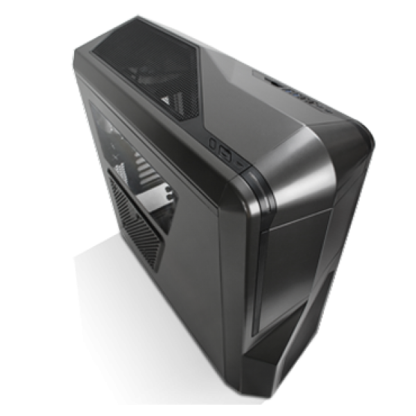NZXT Phantom 410 Mid Tower Computer Case - 2 x 120mm Fans