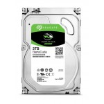 "Seagate BarraCuda 3TB 3.5"" Internal Hard Drive - SATA 6.0Gb/s - 7200 rpm - 64 MB Cache (ST3000DM008)"
