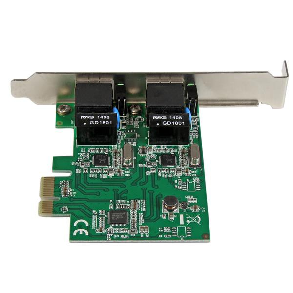 StarTech Dual Port Gigabit PCI Express Server Network