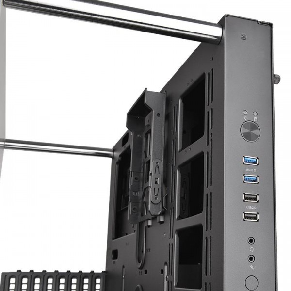 Tower Design Pc : Thermaltake core p atx open frame wall mount mid tower pc