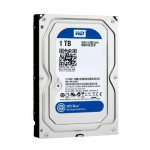 "Western Digital WD Blue 1 TB 3.5"" Internal Hard Drive - SATA/600 - 7200 rpm - 64 MB Buffer (WD10EZEX)"