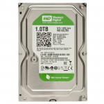 "Western Digital WD Green 1 TB 3.5"" Internal Hard Drive - SATA/600 - 64 MB Buffer - IntelliPower (WD10EZRX)"