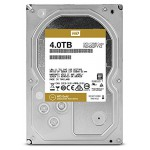 "Western Digital WD Gold 4TB 3.5"" Internal Datacenter Hard Drive - SATA III 6 Gb/s - 7200 rpm - 128MB Buffer (WD4002FYYZ)"