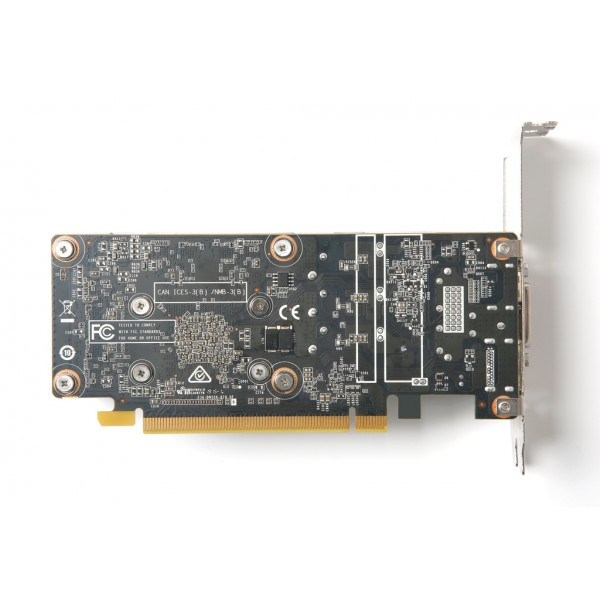 Computer Card Reader PCI Card Back Rear Panel Low Profile Bracket