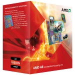 AMD A8-3850 Llano 2.9 GHz APU Processor - Socket FM1 - 4 cores - Radeon HD 6550D (AD3850WNGXBOX) Processors (CPUs)