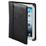 Cyber Acoustics IC-1003BK - Case for web tablet - black - for Apple iPad (3rd generation) (IC-1003BK)