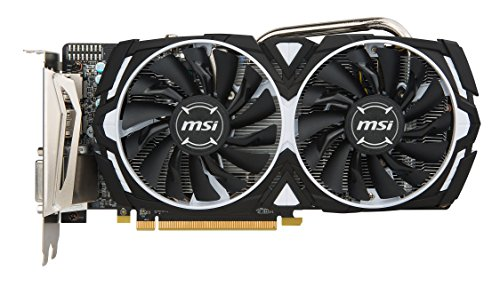 MSI Radeon RX570 ARMOR 4G OC Review
